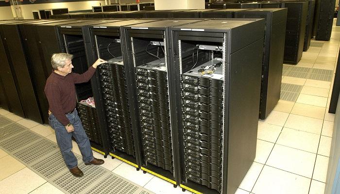 IBM Roadrunner - ABD