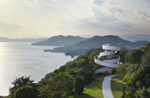 Evlenmek için Olağanüstü Bir Mekan: Ribbon Chapel