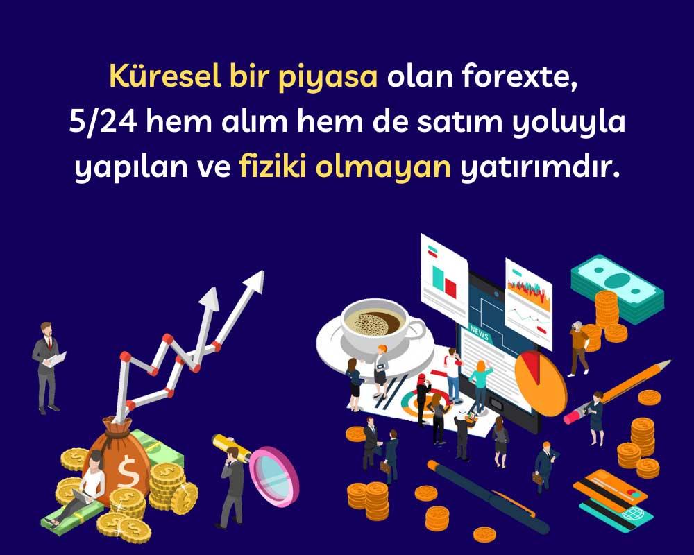 Forex Piyasasında Altın Alıp Satma