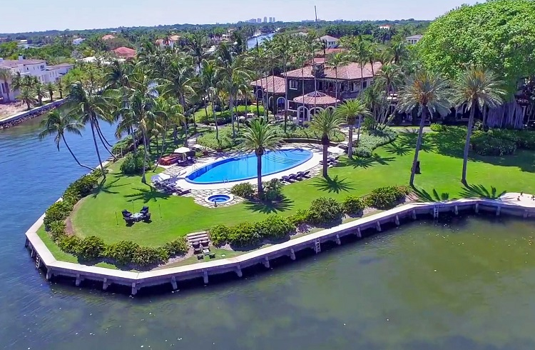 Miami'nin Milyon Dolarlık Yeni Malikanesi