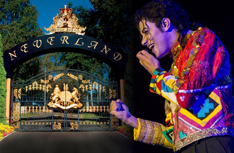 Michael Jackson Rüya Evi Neverland Yeni Alıcısını Bekliyor!