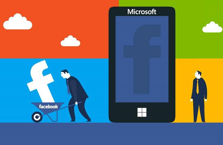 Facebook ve Microsoft'u Kur Dalgalanması Vurdu