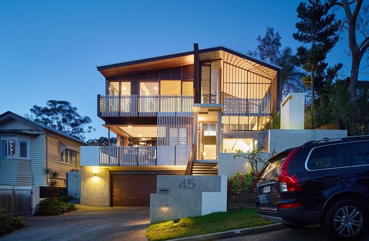 """Modern ve Lüks Bir Tasarım: """"Mackay Terrace"""""""