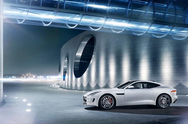 Muhteşem Jaguar F-Type ile Tanışın!