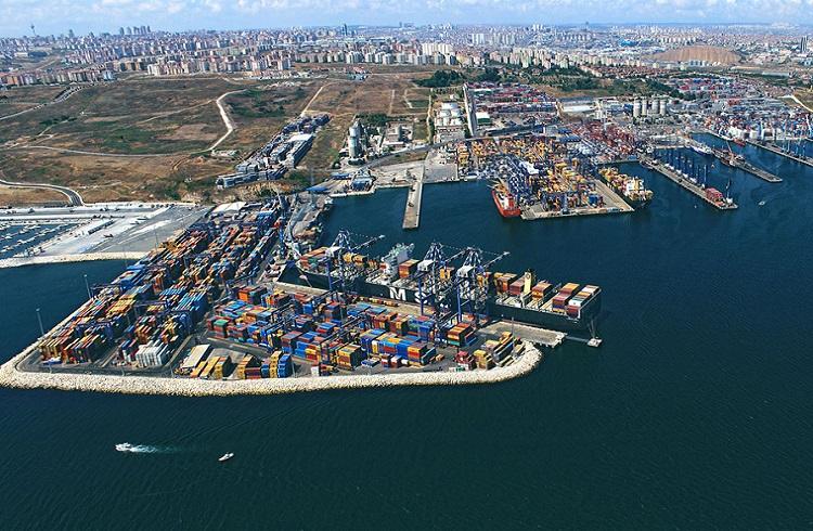 Para Sihirbazı Kumport Limanı'nı Satıyor