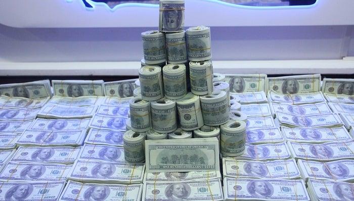 Paralar Basım Öncesi Salamura Edilir