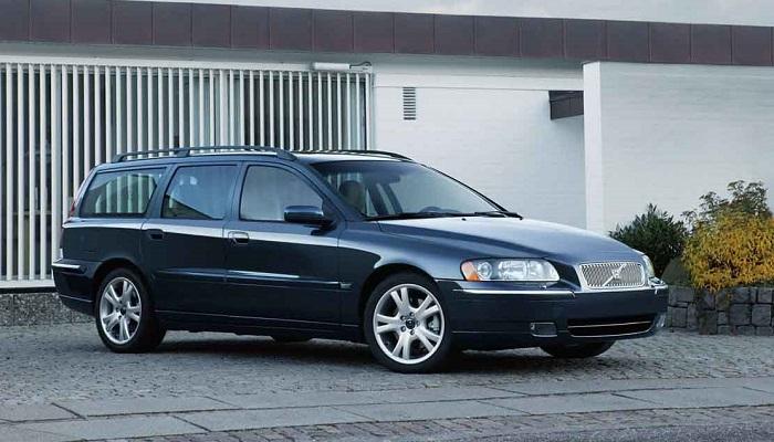 2006 Volvo V70R AWD Estate