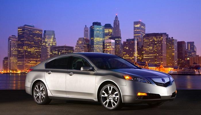 2010 Acura TL SH AWD