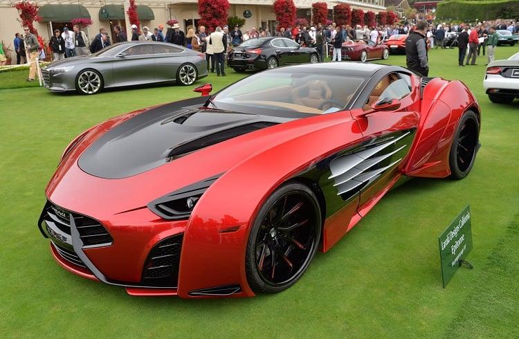 """Servet Değerindeki Süper Otomobil: """"Laraki Epitome"""""""