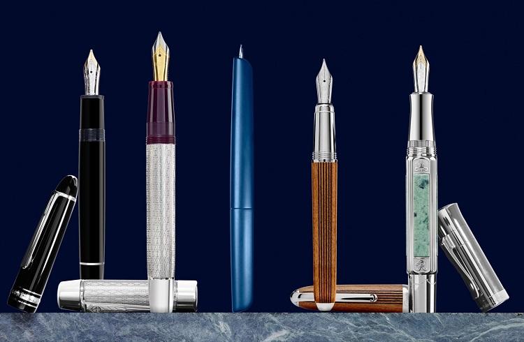 """Şık Bir Tasarım """"Hermes Nautilus"""" Dolma Kalemi"""