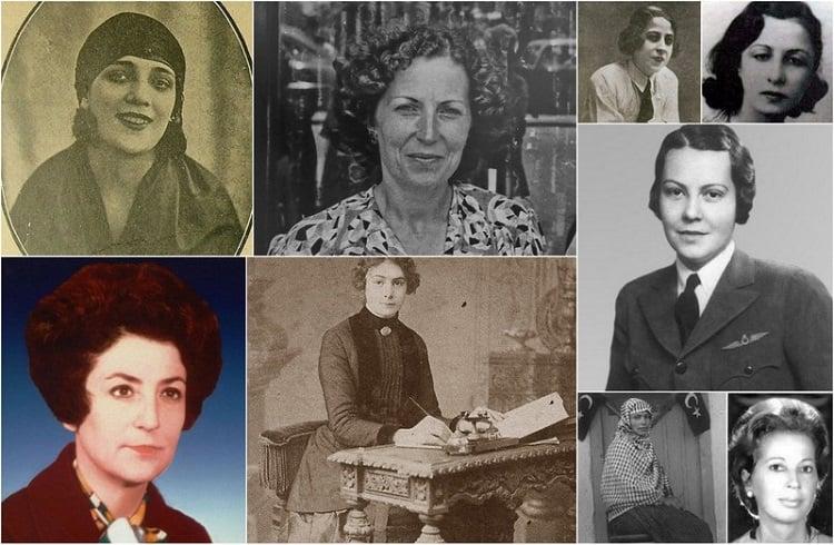 Tarihin İlklerine İmza Atan Başarılı Türk Kadınları