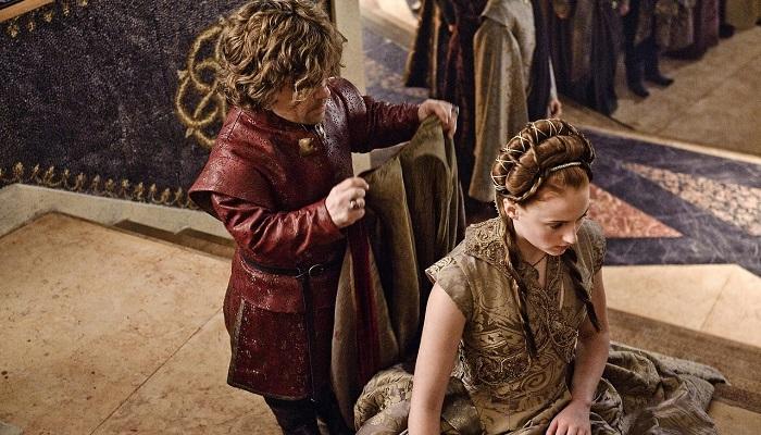 Tyrion Lannister ve Stark Sansa