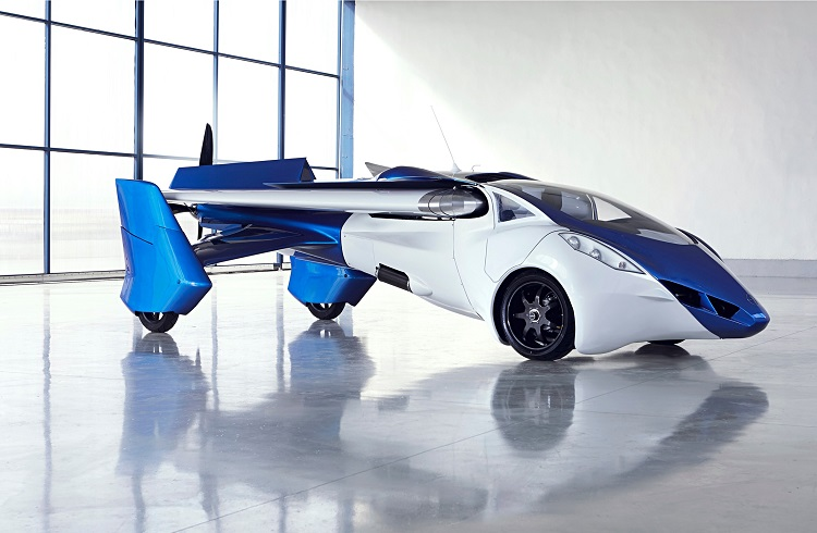Uçan Lüks Araba Aeromobil 3.0 ile Tanışın!