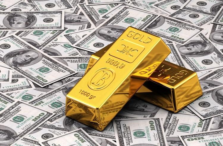 Altın Yeniden Doların Etkisinde