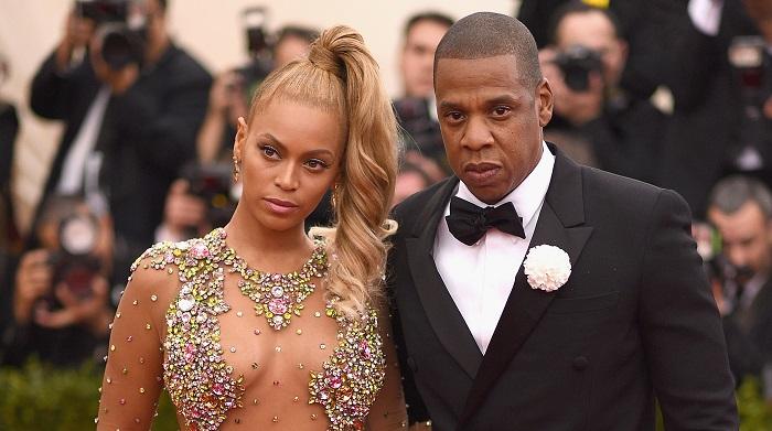 Jay-Z ve Beyonce