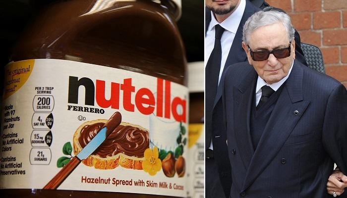 Michelo Ferrero ve Ailesi
