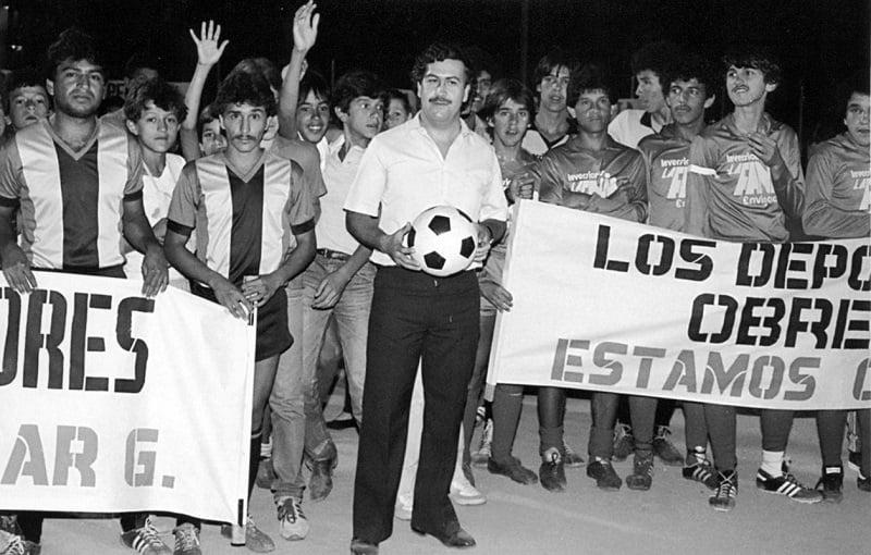 Escobar'ın gücü