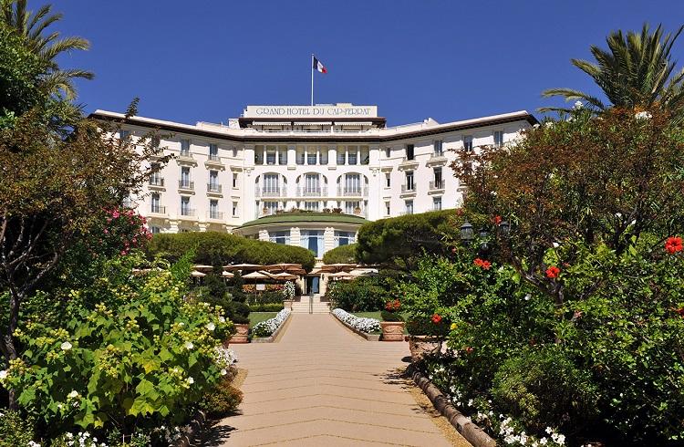 Fransız Rivierasındaki Muhteşem Four Seasons Hotel
