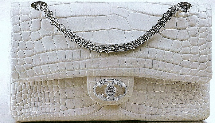 "Chanel ""Diamond Forever"" Çanta"