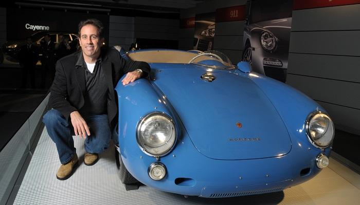 Jerry Seinfeld - Otomobiller