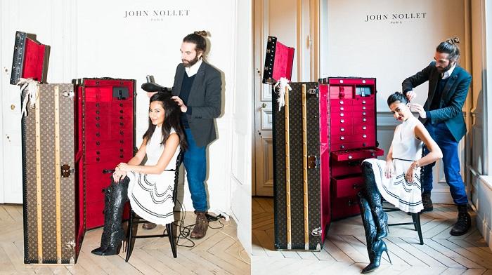 John Nollet Saç Bakım Salonu