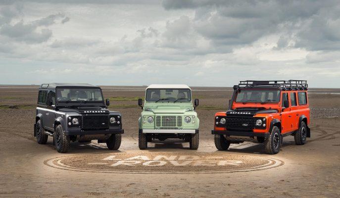 Land Rover Hakkında Şaşırtıcı 20 Gerçek