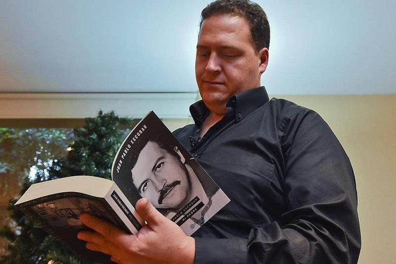 """""""Pablo Escobar My Father"""" isimli kitap hakkında ne biliyorsunuz"""