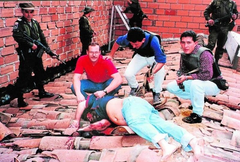 Pablo Escobar'ın ölümü