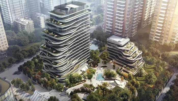 Pekin Yeşil Ev Projesi - Armani Casa ve Smart Hero Group
