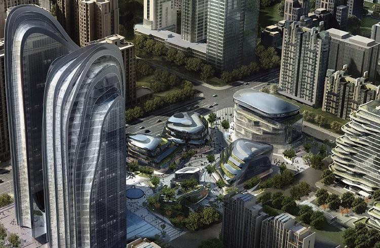 Giorgio Armani'nin Pekin'deki Muhteşem Ev Projesi
