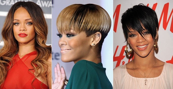 Rihanna - Saç