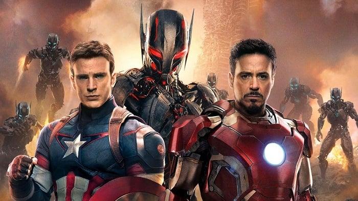 Avengers: Age of Ultron (Yenilmezler: Ultron Çağı) (2015)