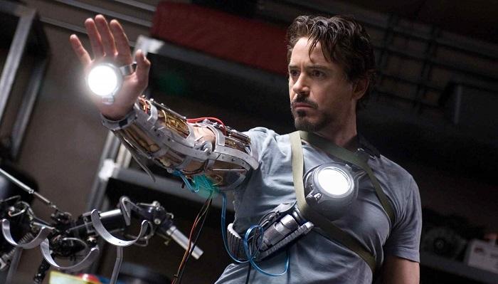Iron Man (Demir Adam) (2008)
