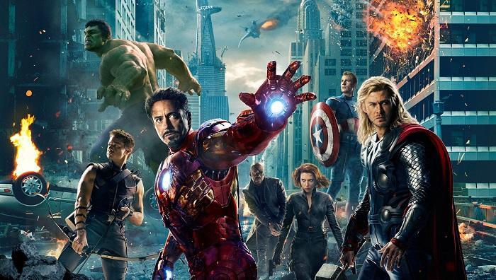 The Avengers (Yenilmezler) (2012)