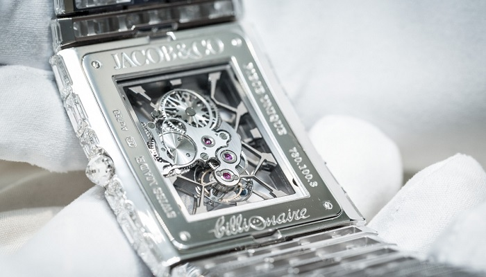 The Billionaire By Jacop&Co.