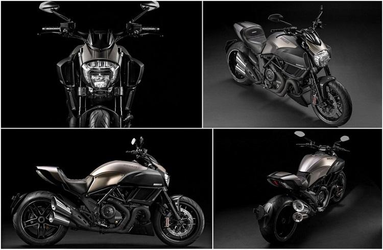 """Titanyumun Ducati ile Uyumu """"Diavel Titanium"""""""