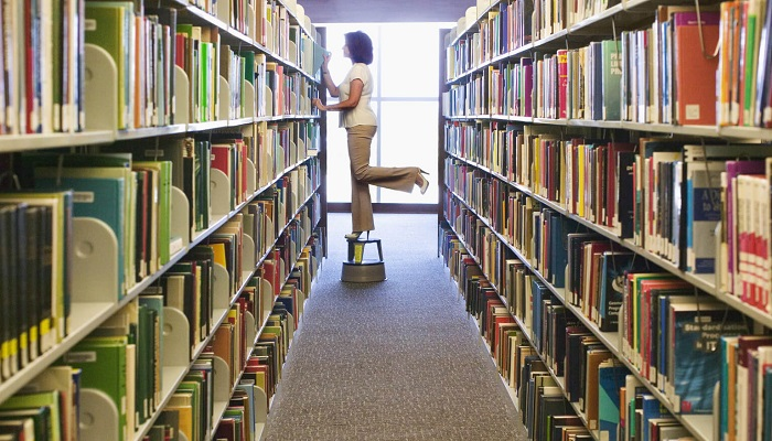 Kütüphane Memuru