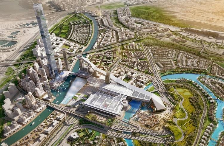 """Rekorlar Kıracak Yeni Dubai Projesi: """"Meydan One"""""""