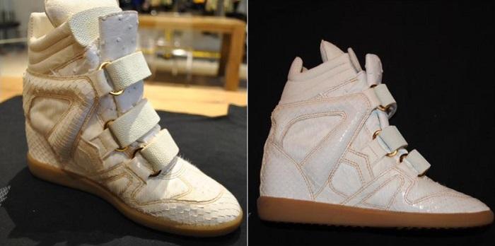 Özel Üretim Isabel Marant Ayakkabıları