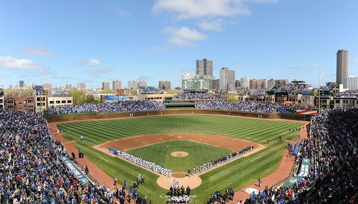 Bina Çatısı Sahipleri - Chicago Cubs