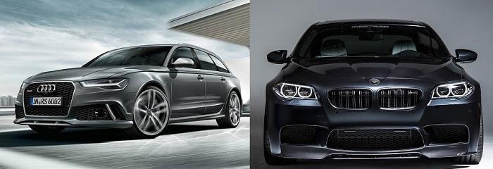 BMW Değil Audi!