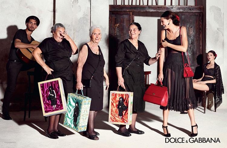 Dolce&Gabbana 2015 Koleksiyonundan Porselen Bebekler