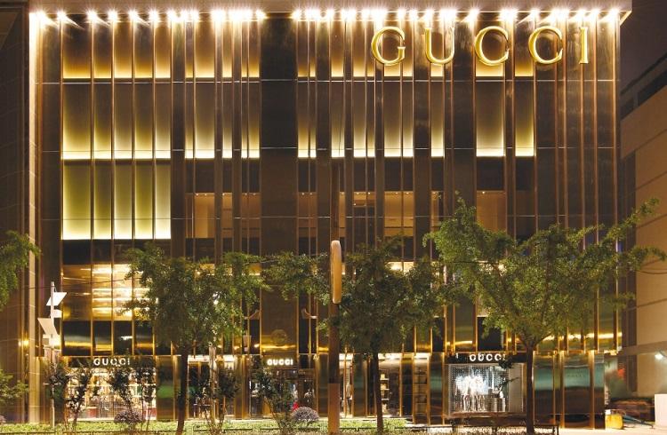 Dünyanın İlk Gucci Restoranı Şanghay'da Kapılarını Açtı