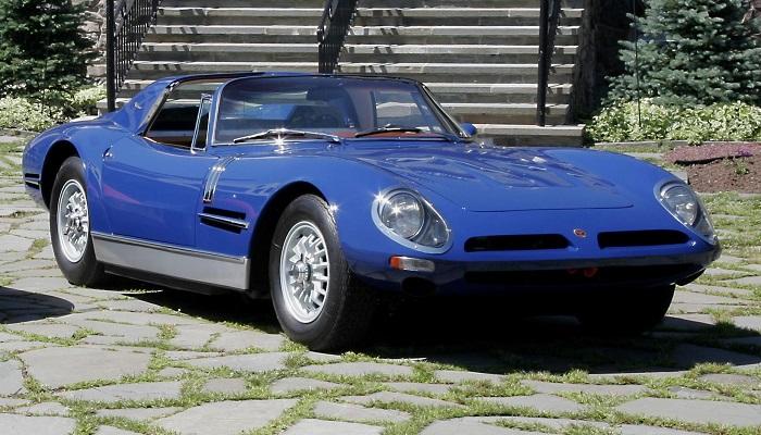 1968 Bizzarrini 5300 Stradele