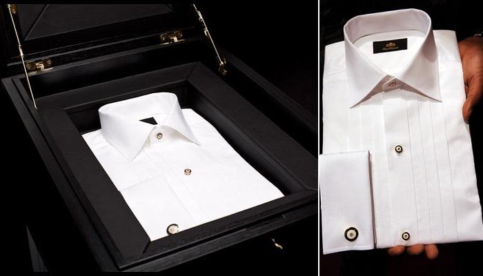 Eton'un 80. Yıldönümü Frak Gömleği
