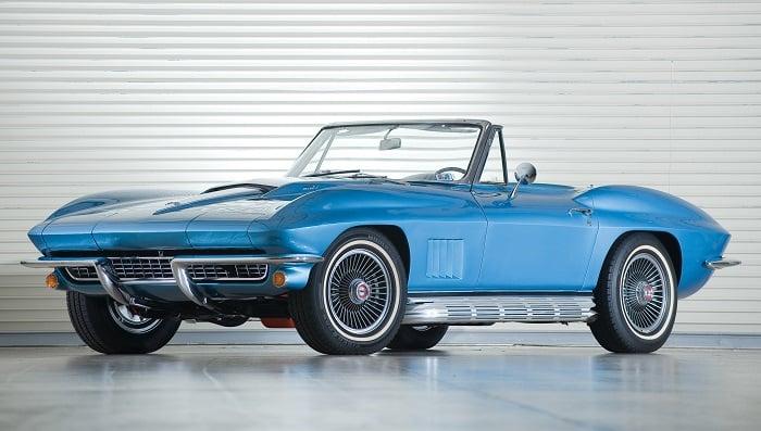 hevrolet Corvette 427 L71