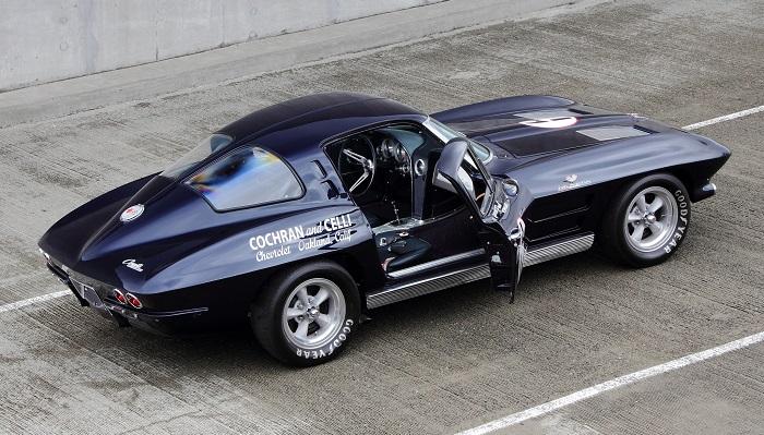 Chevrolet Corvette Sting Ray Z06 (C2)