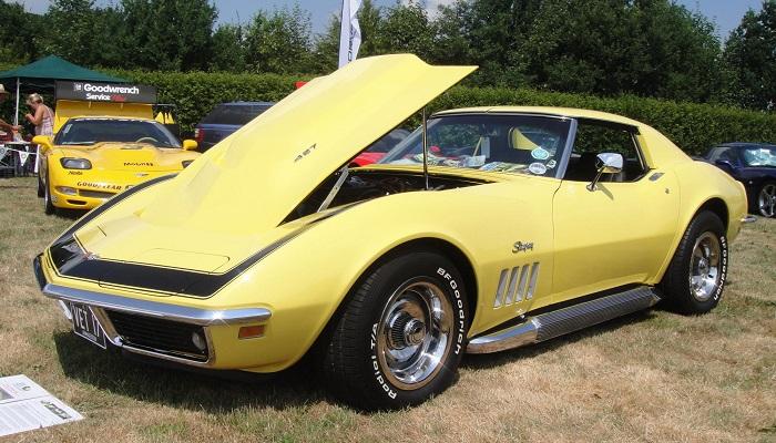 Chevrolet Corvette Stingray ZL-1 (C3)