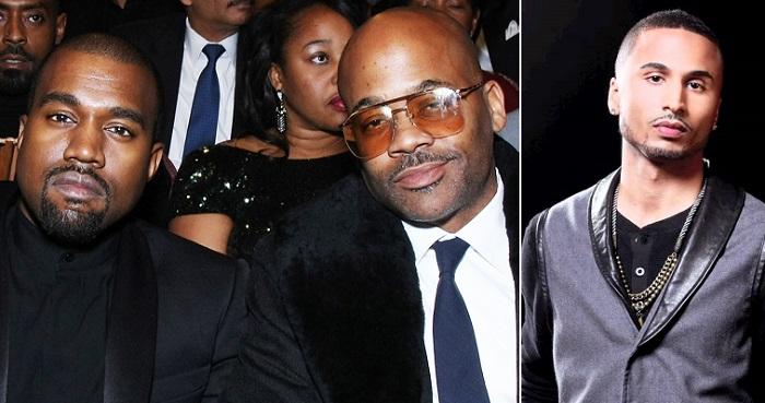 Kanye West&Damon Dash - Loisaidas