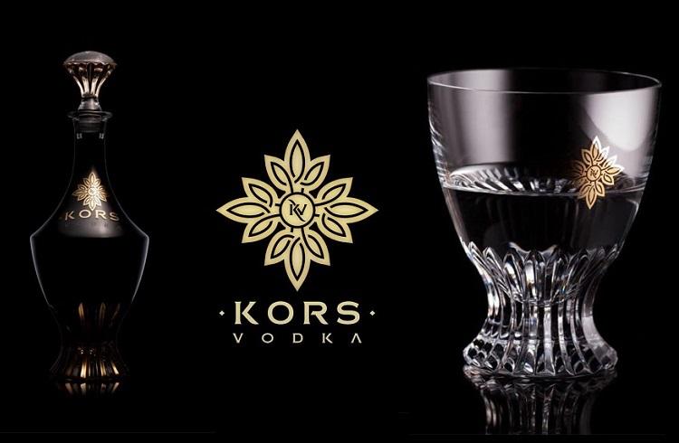 Kors Vodka Dünyanın İlk Lüks Votkasını Tanıttı